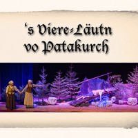 Buch »s' Viere Läutn vo Patakurch«