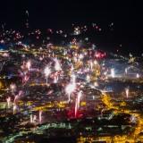 Silvesterfeuerwerk Garmisch-Partenkirchen 2013/2014
