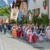 Fronleichnam – Partenkirchen