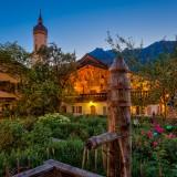 Garmisch am Abend