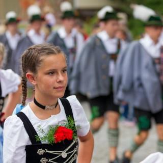 Gaujugendtag der Oberländer Trachtenvereinigung