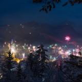 Silvesterfeuerwerk Garmisch-Partenkirchen 2014/2015