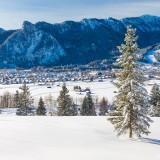 Oberammergau im Winter