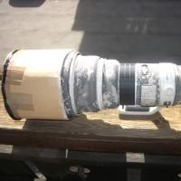 EF 400/2,8 L IS USM mit Filterhalter
