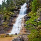 Häselgehrbach Wasserfall