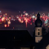 Silvesterfeuerwerk Garmisch-Partenkirchen 2015/2016