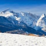 Garmisch-Partenkirchen – Schnee im März