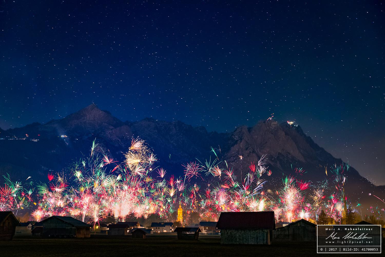 Silvester Garmisch