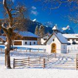 Gerolde im Winter
