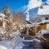 Garmisch im Winter