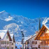 Partenkirchen im Winter