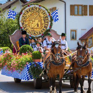 55. Gaujugendfest in Partenkirchen