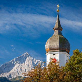 Spätsommer in Garmisch