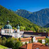 Kloster Ettal + Oberammergau