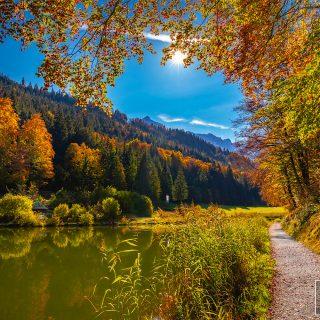 Herbst am Rießersee