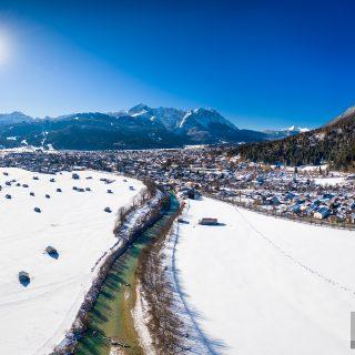 Winter an der Loisach